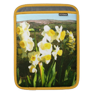 natural beauty iPad sleeve
