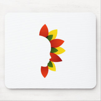 Natural Beauty Mouse Pad