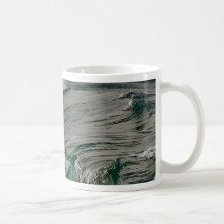 Natural Beauty Classic White Coffee Mug
