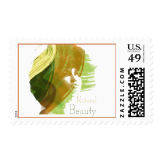 Natural Beauty Postage