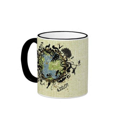Natural Beauty - Preserve It! Coffee Mug