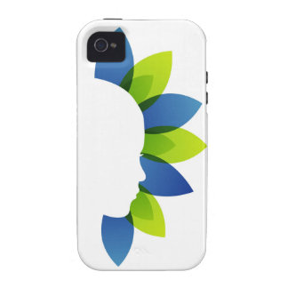 Natural Beauty Vibe iPhone 4 Case