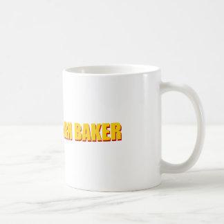 Natural Born Baker Coffee Mug