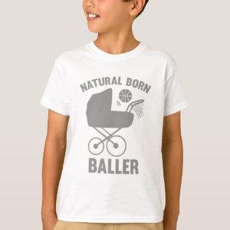Natural Born Baller T-Shirt