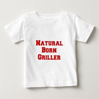 natural-born-griller-fresh-burg.png baby T-Shirt