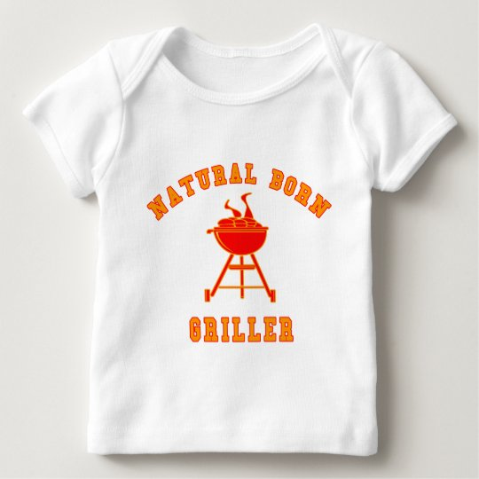 Natural Born Griller Products Baby T-Shirt
