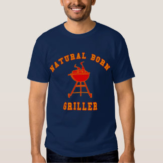 Natural Born Griller Products T Shirts