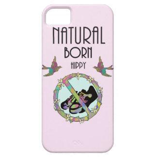 Natural Born Hippy iPhone SE/5/5s Case