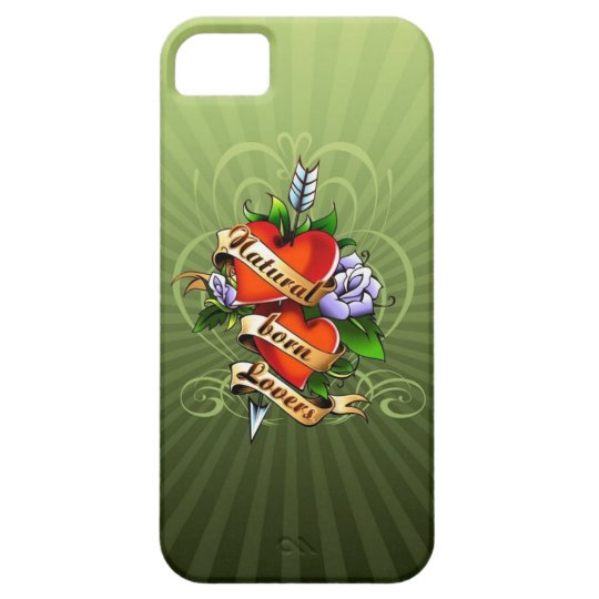 Natural Born Lovers iPhone 5 Case