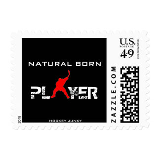 NATURAL BORN PLAYER STAMPS