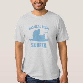 Natural Born Surfer Shirt