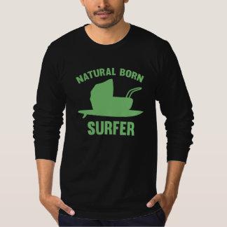 Natural Born Surfer T Shirt