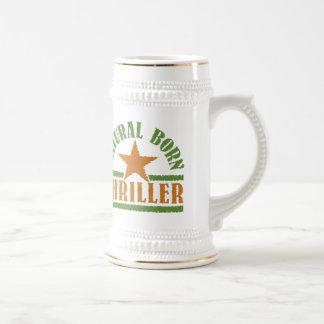 Natural Born Thriller mug – choose style