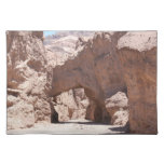 Natural Bridge Arch in Death Valley Placemat