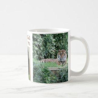 Natural Bridge Safari Park Mug