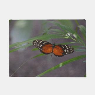 Natural Butterfly Doormat