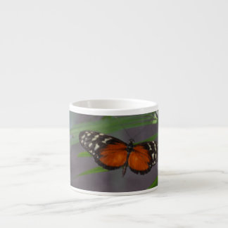 Natural Butterfly Espresso Cup