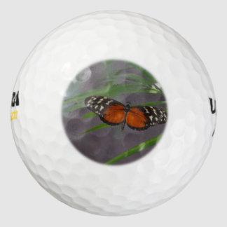 Natural Butterfly Golf Balls
