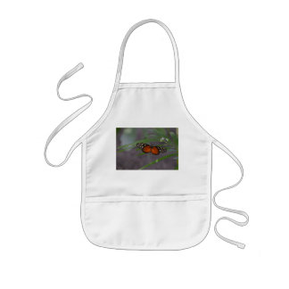Natural Butterfly Kids' Apron