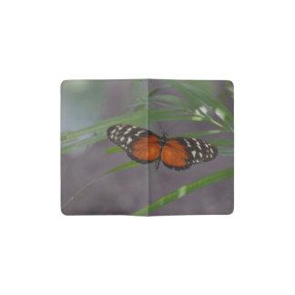 Natural Butterfly Pocket Moleskine Notebook