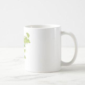 Natural caduceus concept coffee mugs