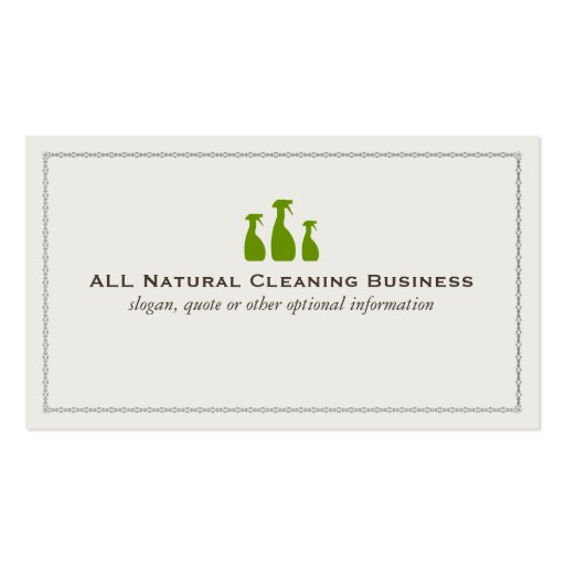 Cleaning company business card templates bizcardstudio natural cleaning service business cards colourmoves