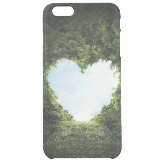 natural clear iPhone 6 plus case
