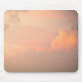 natural  collection. clouds mouse pad