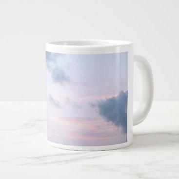 anakondasp natural  collection. clouds sky giant coffee mug