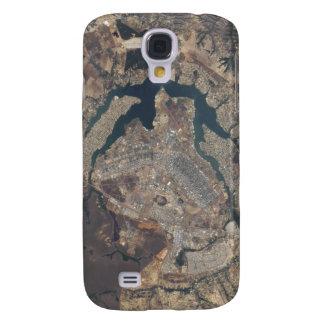Natural-color image of Bras�lia, Brazil Galaxy S4 Cover