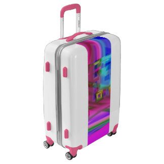 Natural Colorful Moments design Luggage
