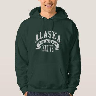 Natural de Alaska Jersey Encapuchado