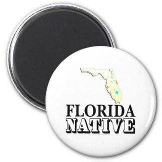 Natural de la Florida Iman Para Frigorífico