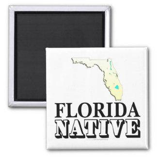 Natural de la Florida Imán De Frigorifico