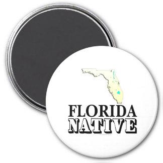 Natural de la Florida Imán De Frigorífico