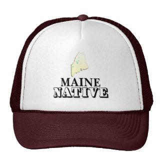 Natural de Maine Gorras