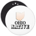 Natural de Ohio Pins