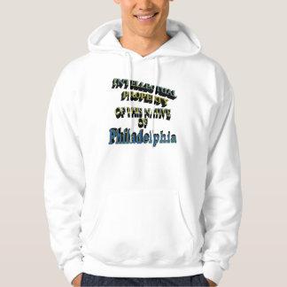 Natural de Philadelphia de la propiedad Jersey Encapuchado