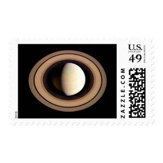 ~~ natural de SATURN del PLANETA (Sistema Solar) Timbre Postal