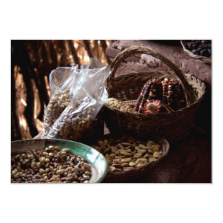 Natural Dried Grain Seeds - A Staple From Peru Card