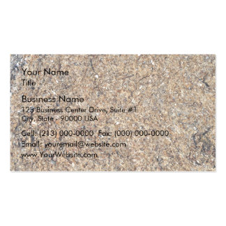 Natural Dry Grass Background Texture Double-Sided Standard Business Cards (Pack Of 100)