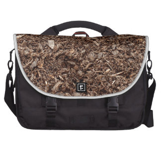 Natural earth laptop commuter bag