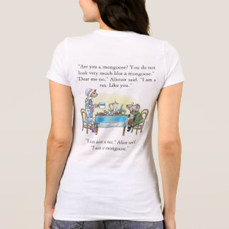 Natural Enemies. Best Friends. Alice & Alistair T T-Shirt