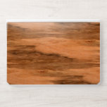 """Natural Eucalyptus Wood Grain Look HP Laptop Skin<br><div class=""""desc"""">An image of an exotic wood grain texture similar to oak and maple although it is the eco-friendly Eucalyptus tree bringing a realistic looking bold reclaimed wood quality to your product.</div>"""