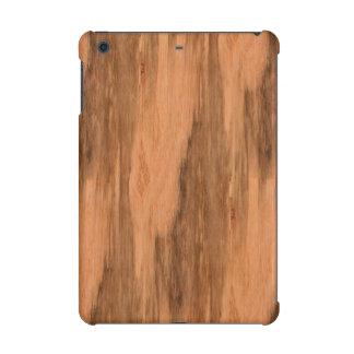 Natural Eucalyptus Wood Grain Look iPad Mini Case