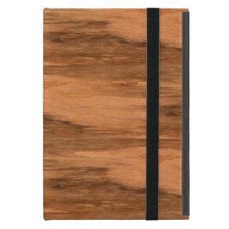 Natural Eucalyptus Wood Grain Look iPad Mini Cover