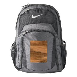 Natural Eucalyptus Wood Grain Look Nike Backpack