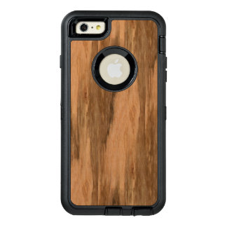 Natural Eucalyptus Wood Grain Look OtterBox iPhone 6/6s Plus Case