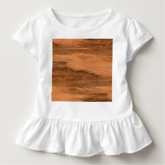 Natural Eucalyptus Wood Grain Look Toddler T-shirt