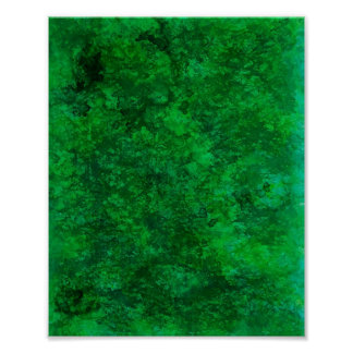 Natural Expressionism by Wenlan Hu Frost Fine Art Poster